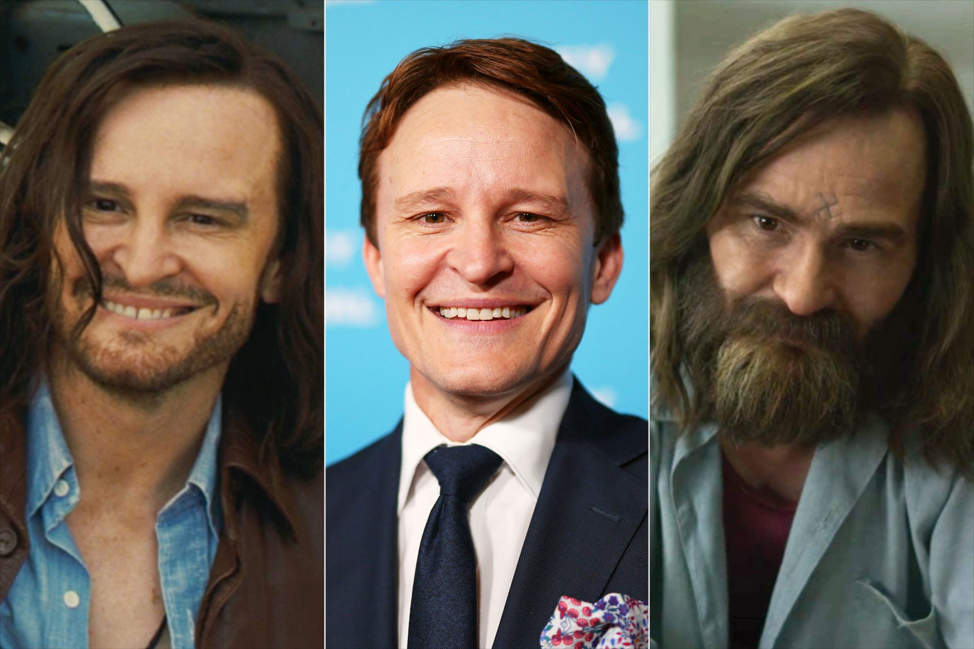 Once Upon a Time…in Hollywood Mindhunter Damon Herriman as Charles Manson