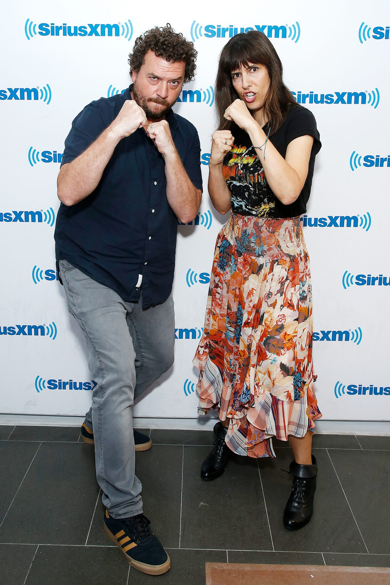 Danny McBride and Edie Patterson