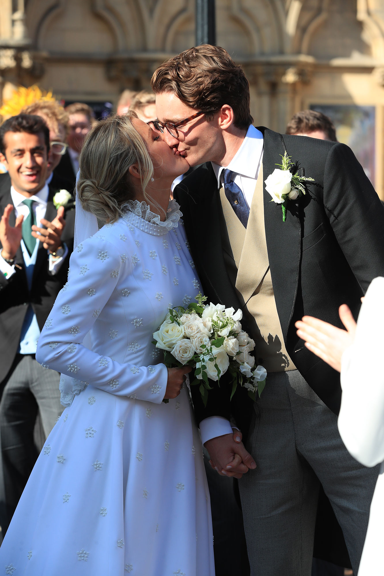 Ellie Goulding wedding
