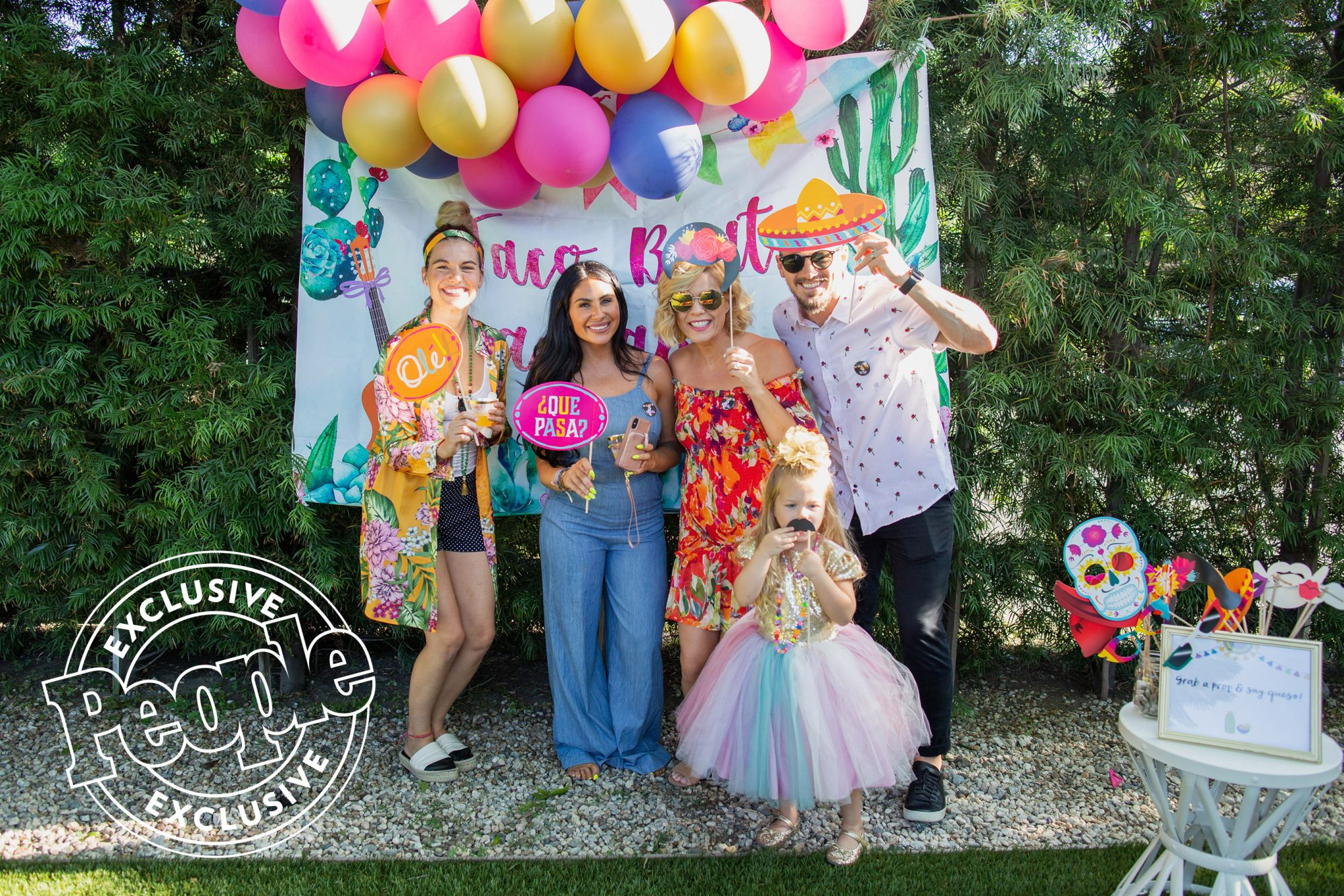 Kimberly Caldwell baby reveal