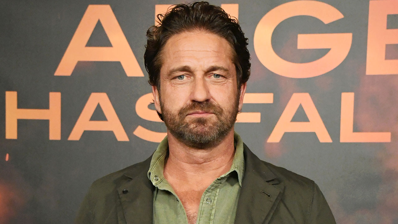 Angel Has Fallen's Gerard Butler Had an Instant Connection with On-Screen Father Nick Nolte