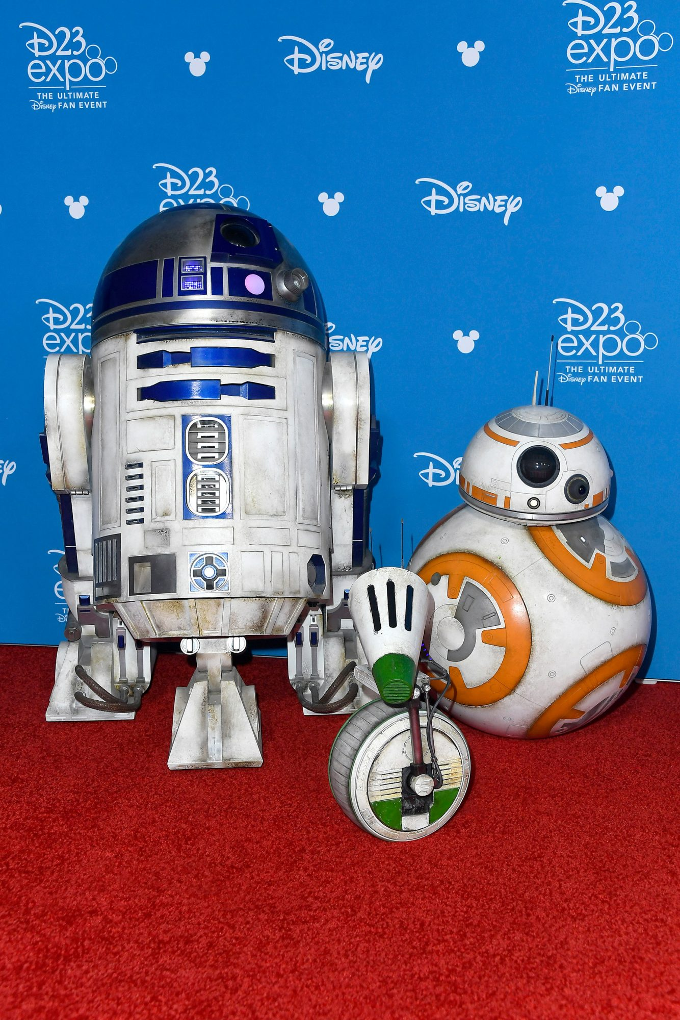 R2-D2 and BB-8