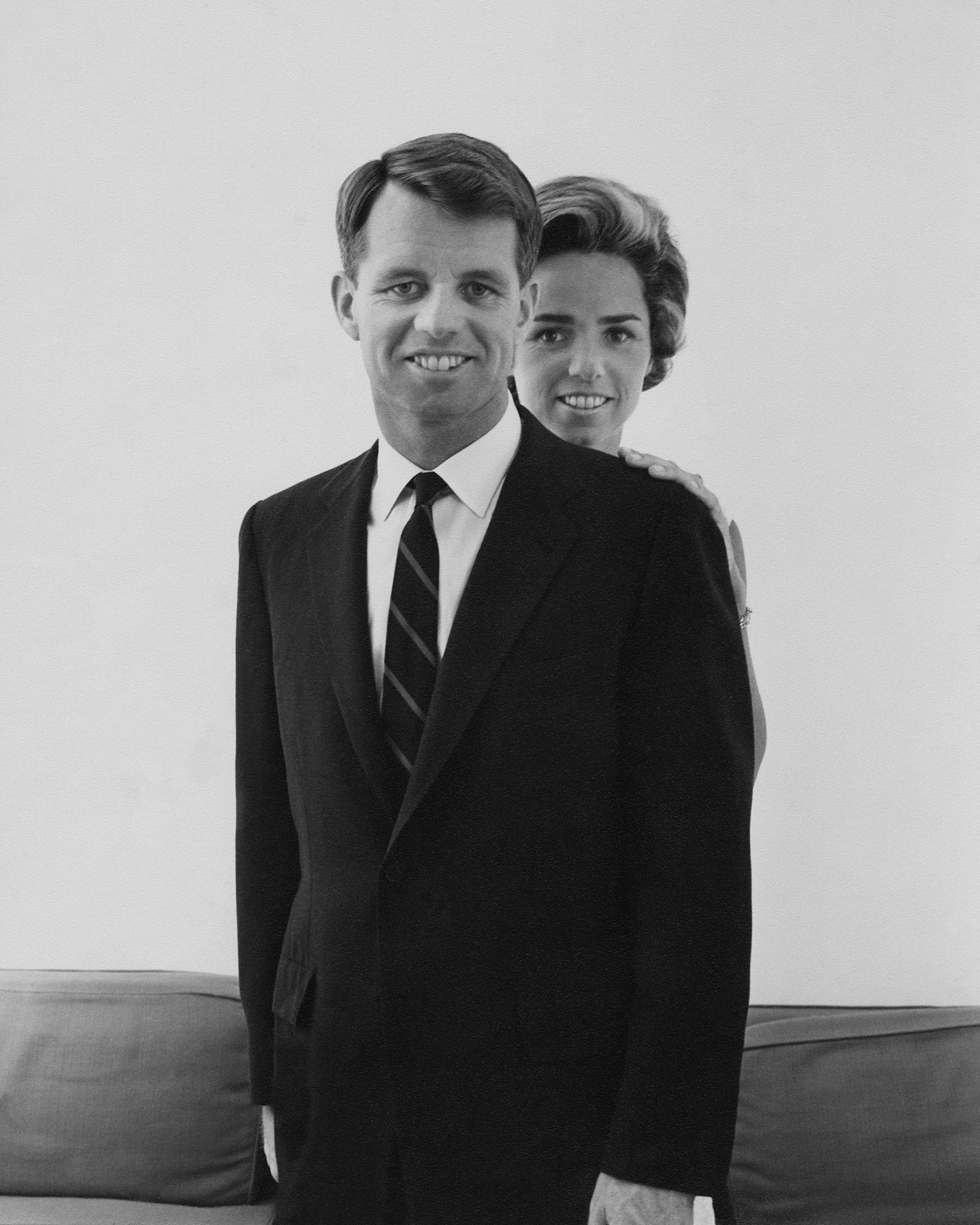 Robert F. Kennedy and Ethel