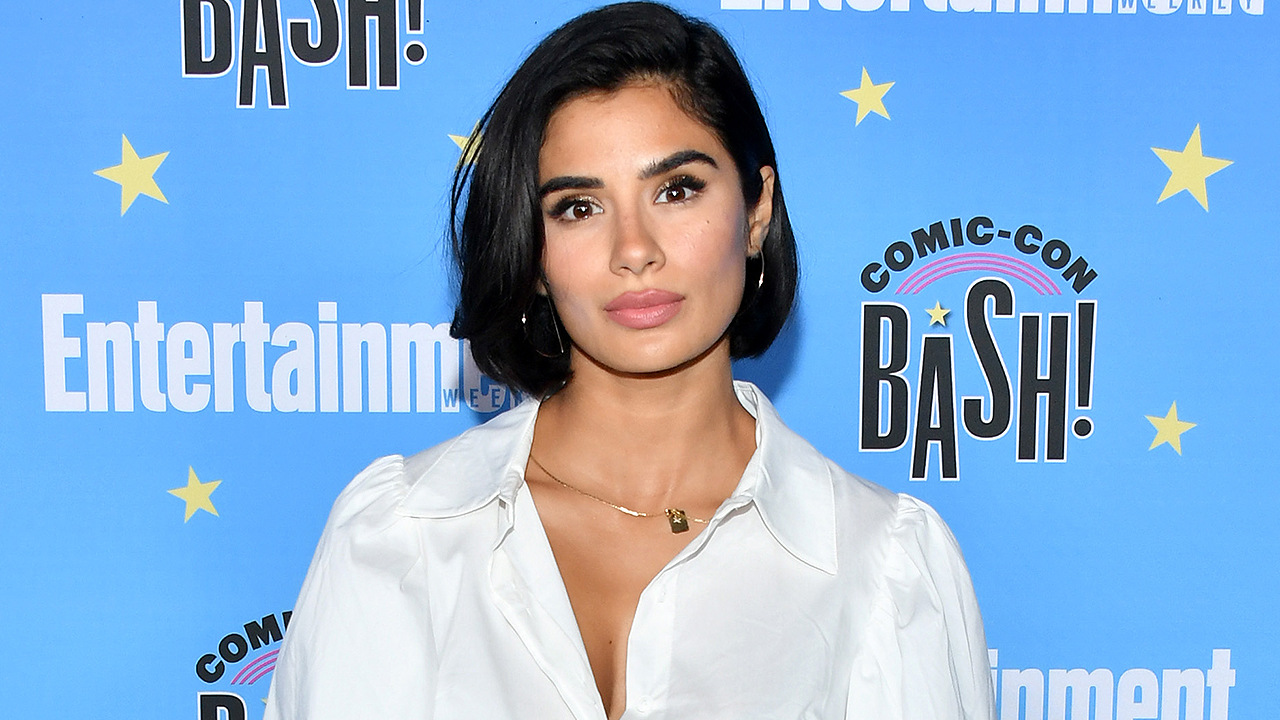 OITNB's Diane Guerrero Urges Immigration Reform: 'Getting Trump Out Is Not Enough'