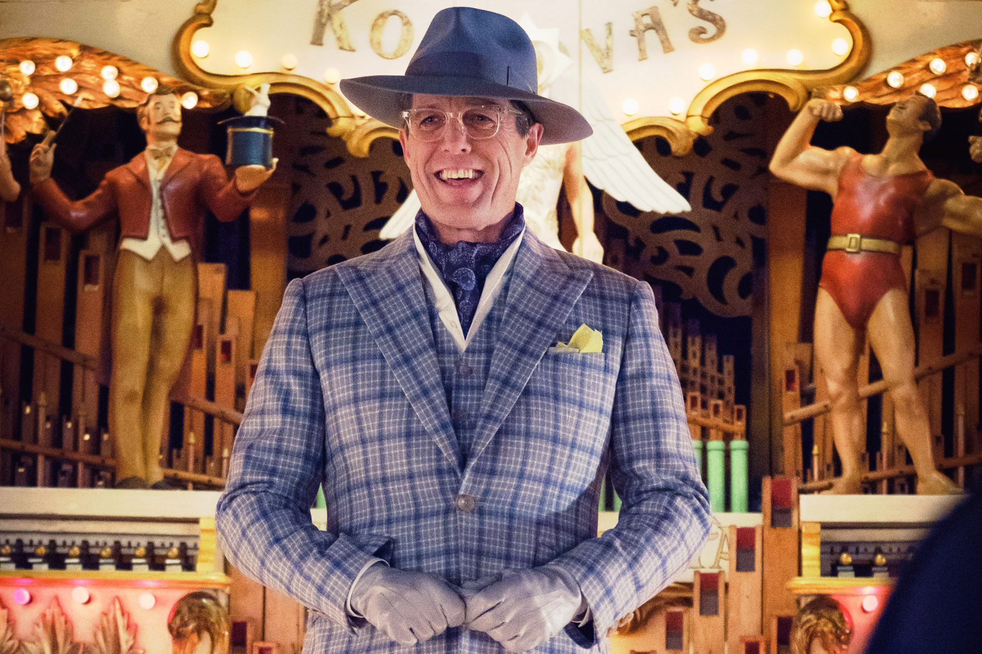 Paddington 2 HUGH GRANT as Phoenix Buchanan