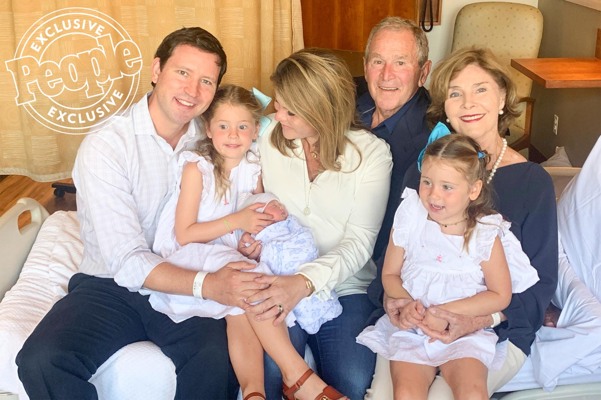Jenna Bush Hager Family CR: Jenna Bush Hager