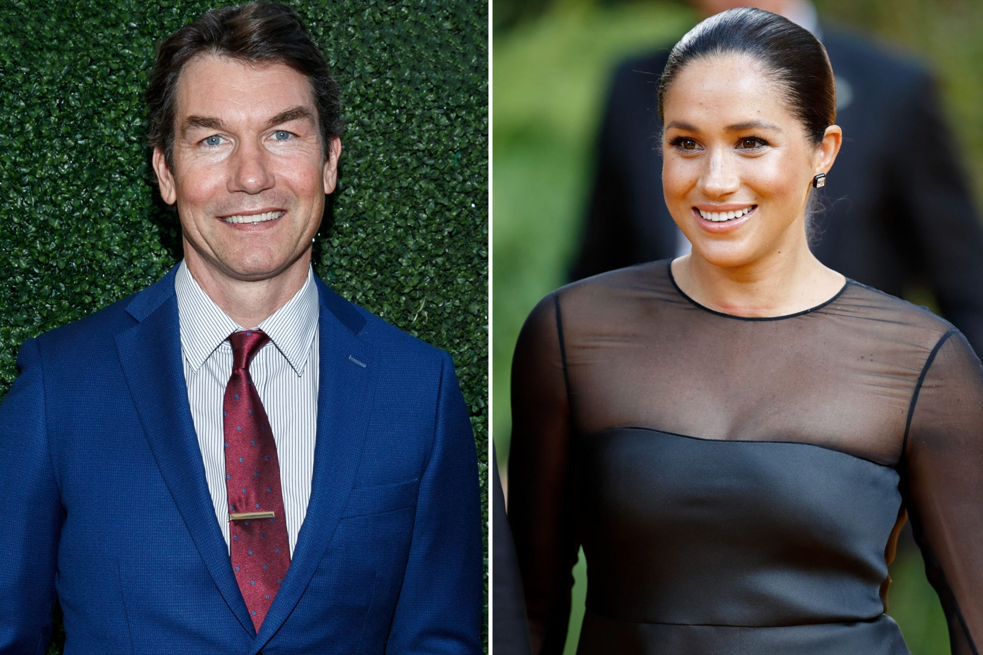 Jerry O Connell and Meghan Markle