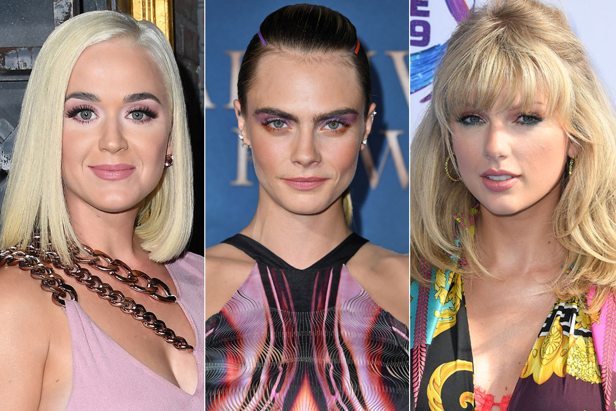 Cara Delevingne So Glad Katy Perry And Taylor Swift Feud Is Over