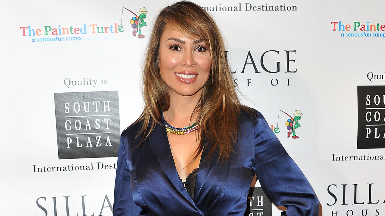 Kelly Dodd Says 'Right Now Things Are Smooth' with Ex-Husband, Last Month 'It Was Really Rocky'