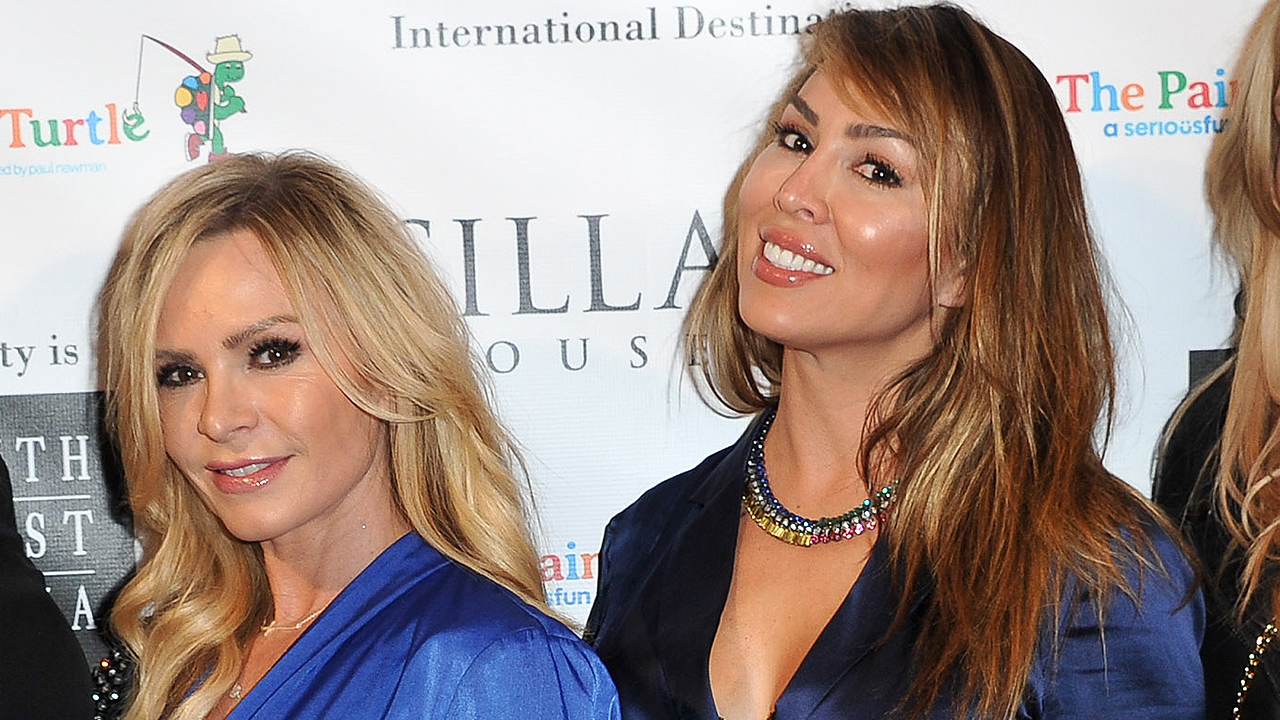 Kelly Dodd Claims Tamra Judge Offered to Throw Vicki Gunvalson Out During Her Housewarming