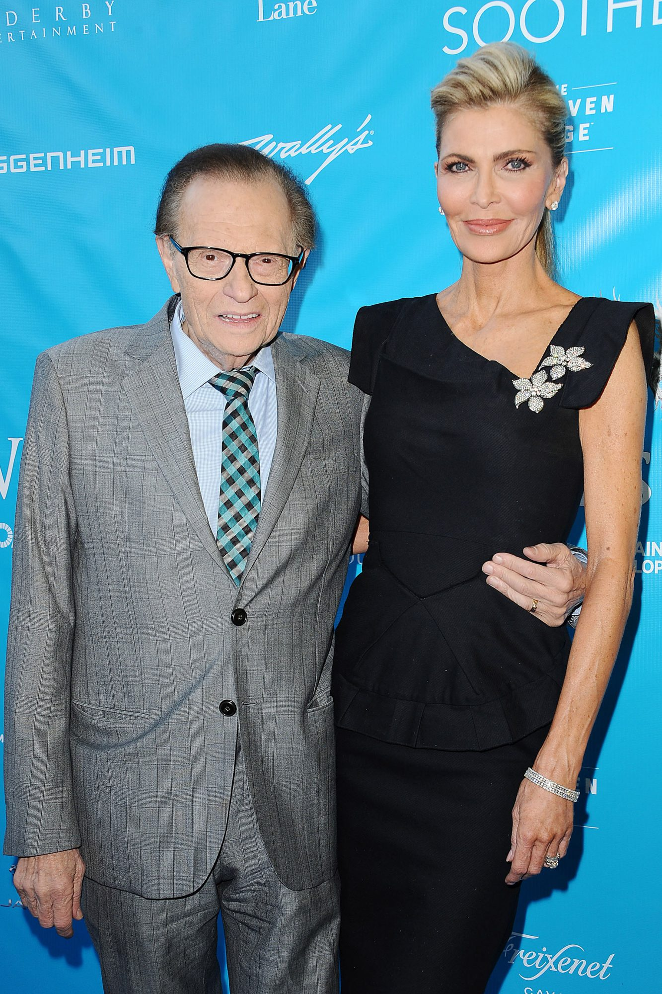 Larry King And Wife Shawn Divorce After 20 Years People Com