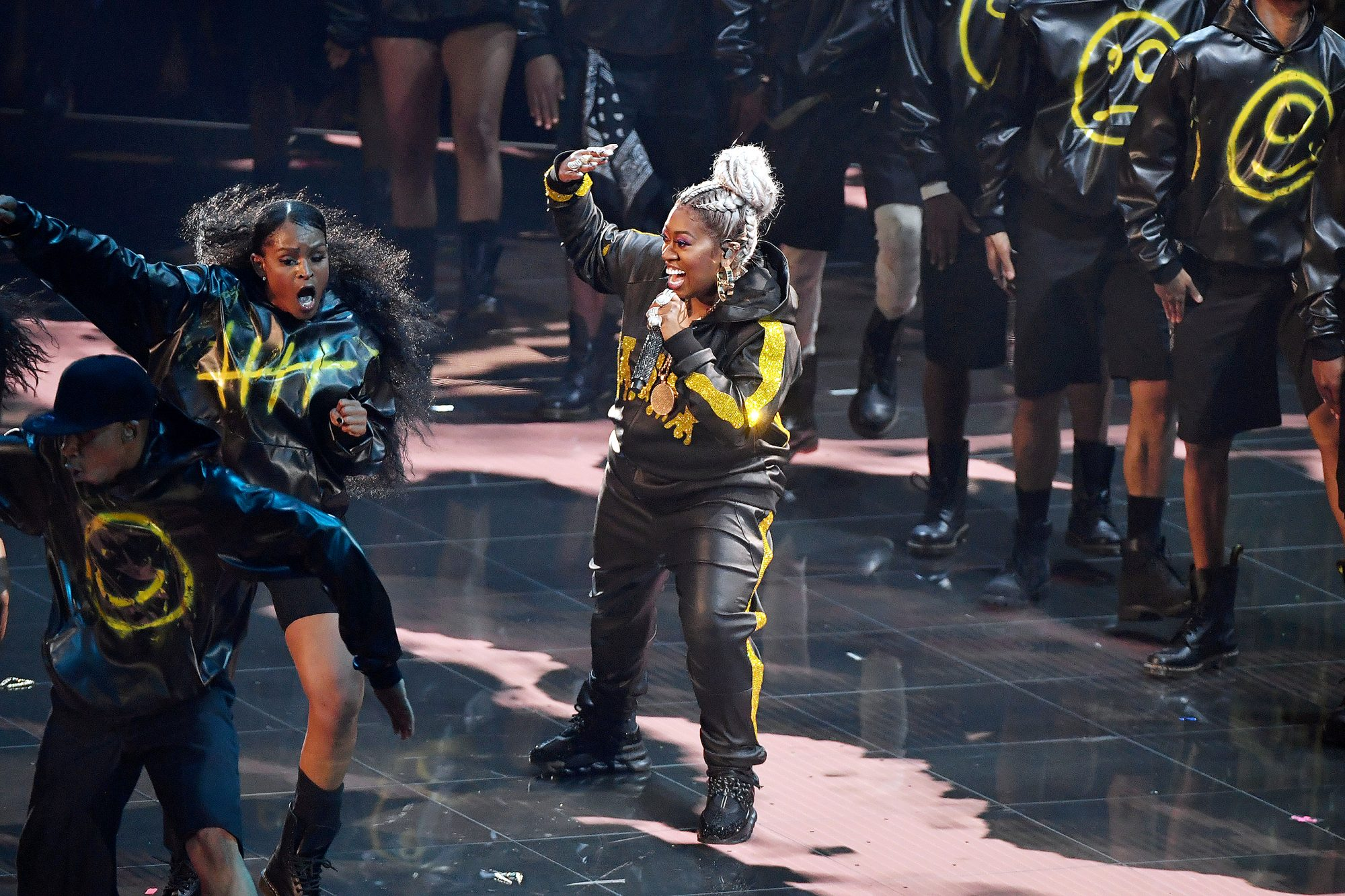 Missy Elliott's Magical Wig Snatch