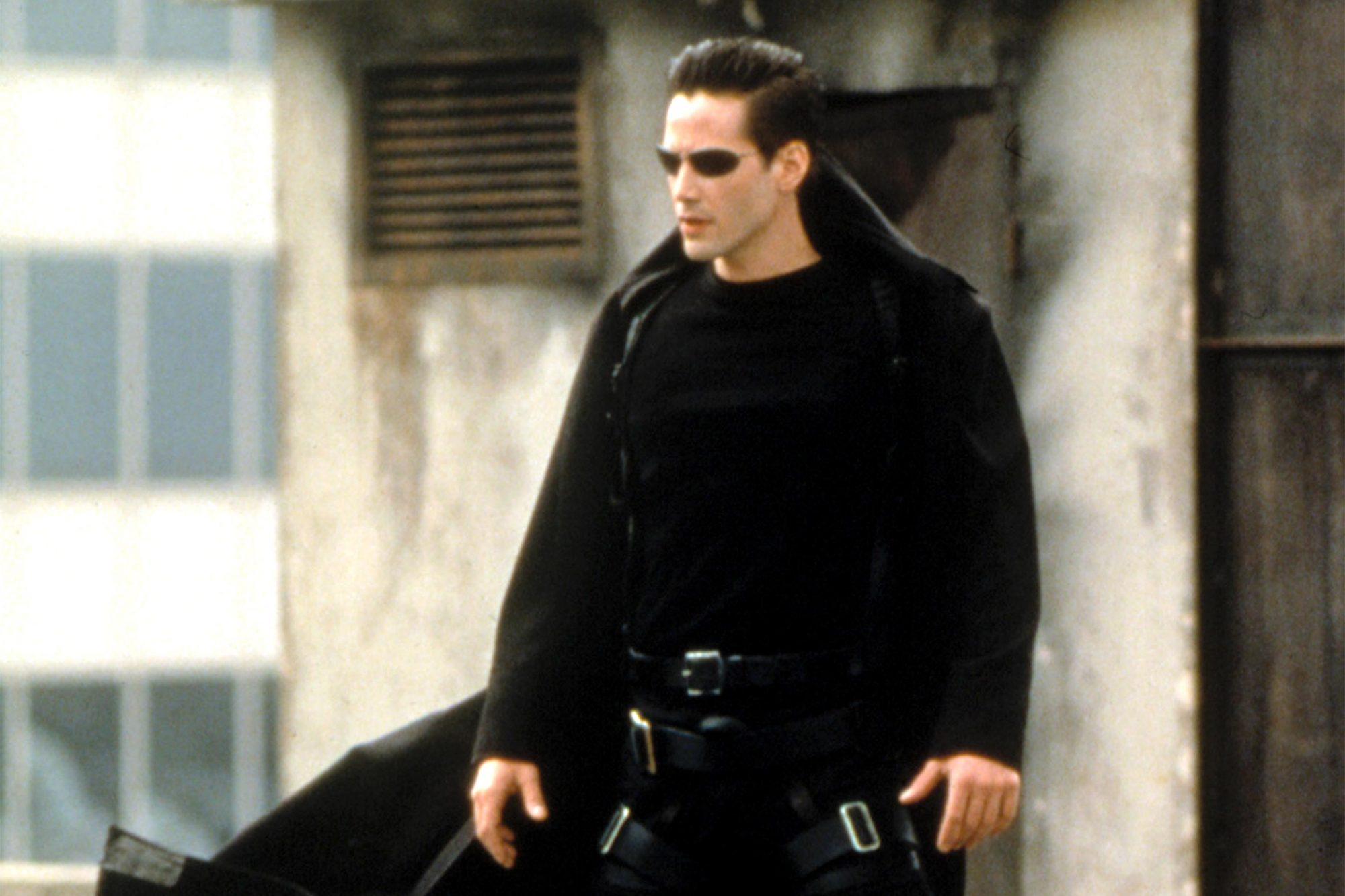 THE MATRIX, Keanu Reeves, 1999. ©Warner Bros./Courtesy Everett Collection