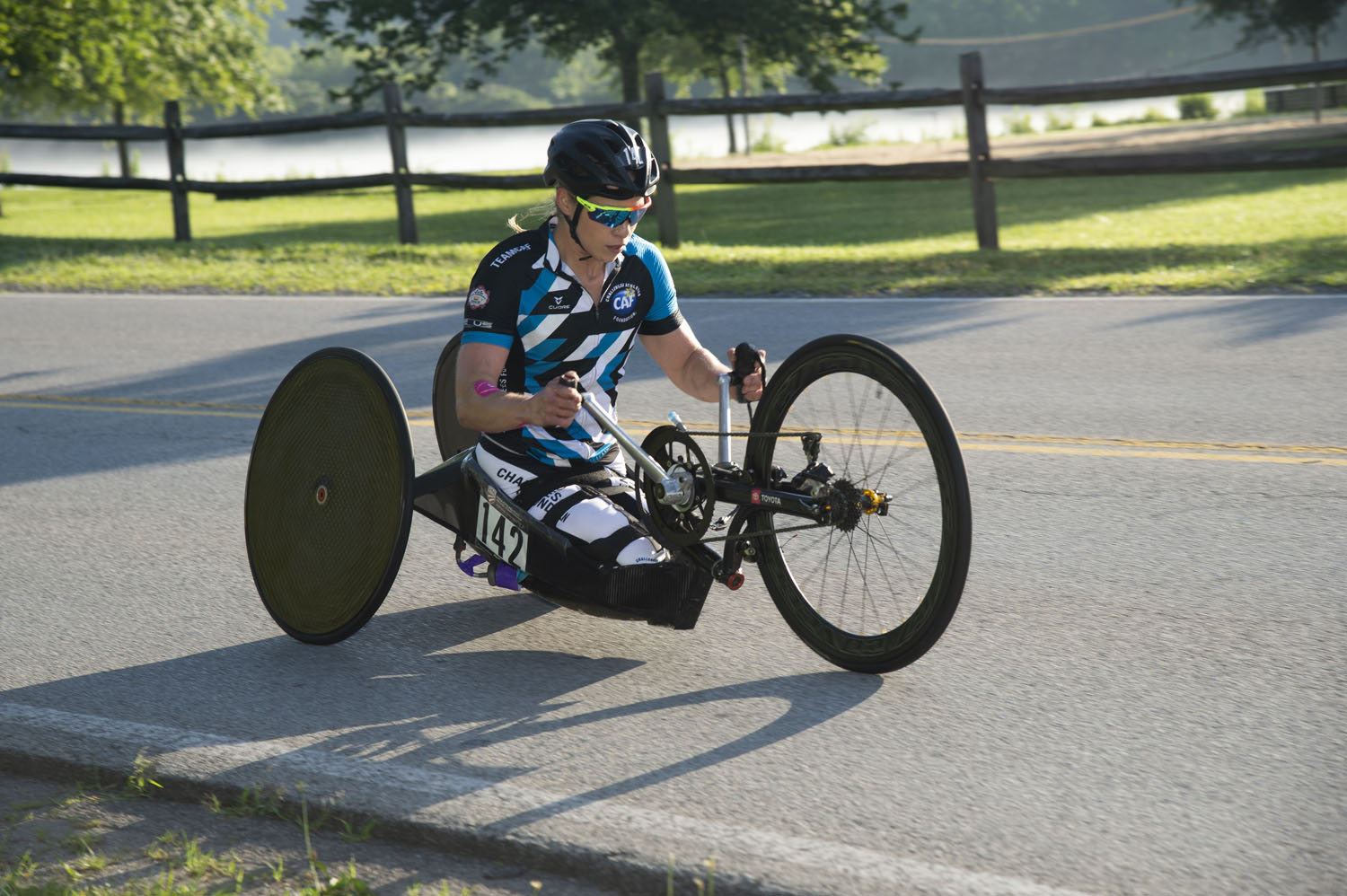 US Paracycling National Championships, Time Trial