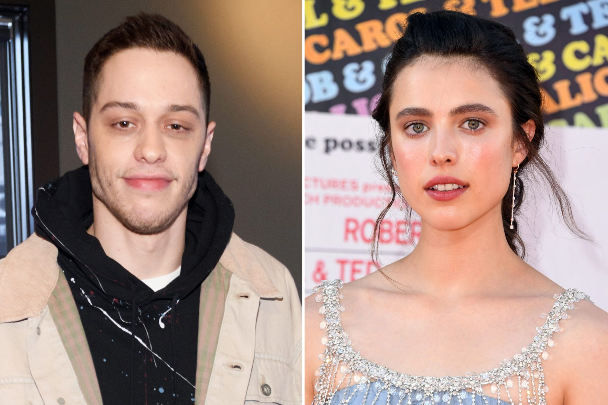 Pete Davidson Margaret Qualley