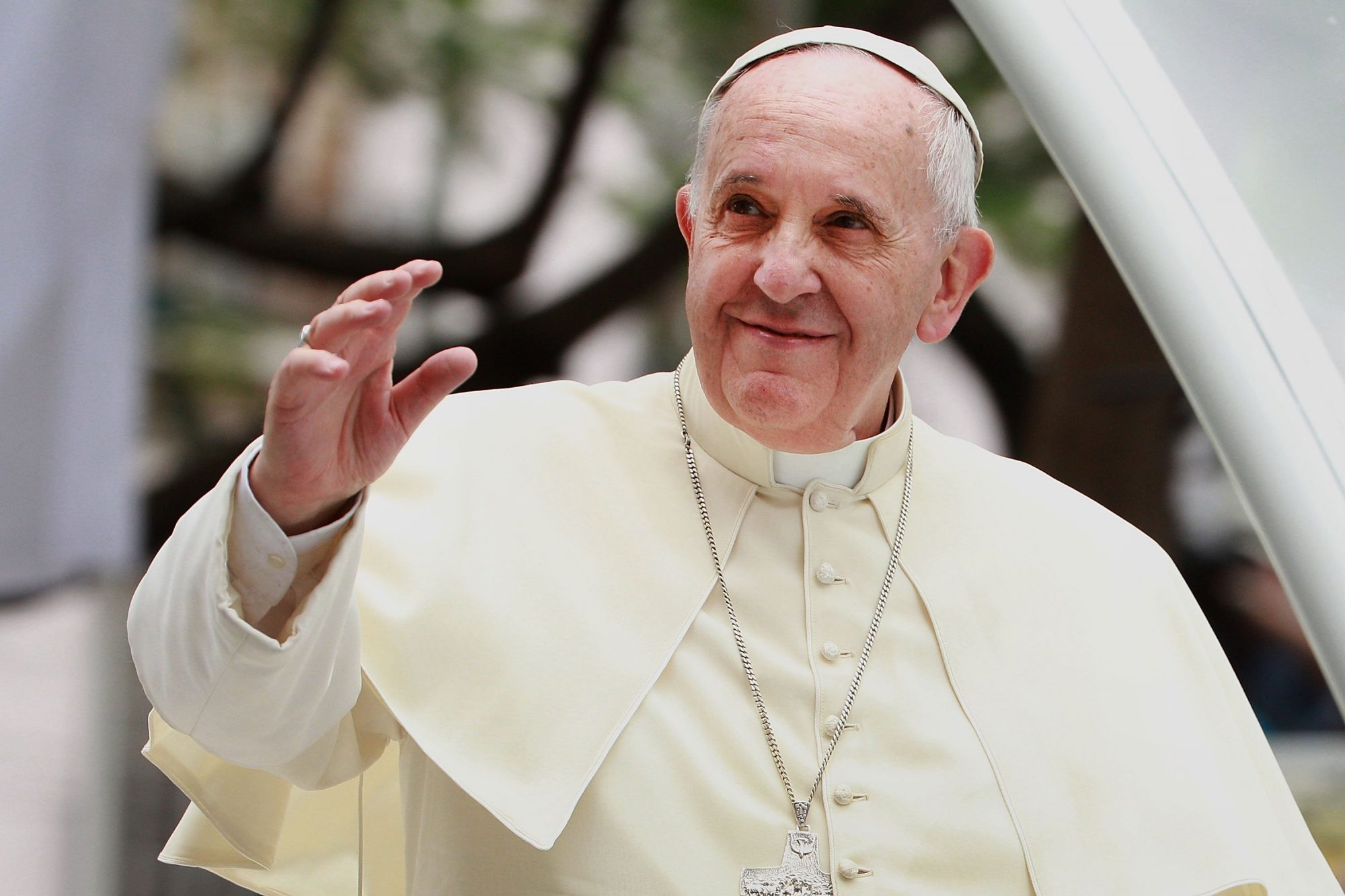 Pope Francis Visits Philippines - Day 2