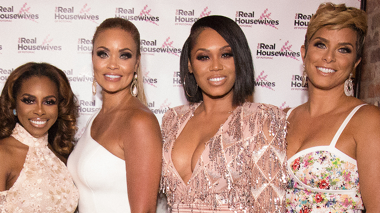 RHOP: Chaos Ensues at Open House after a Hug Between Gizelle Bryant & Monique Samuels Goes Sour