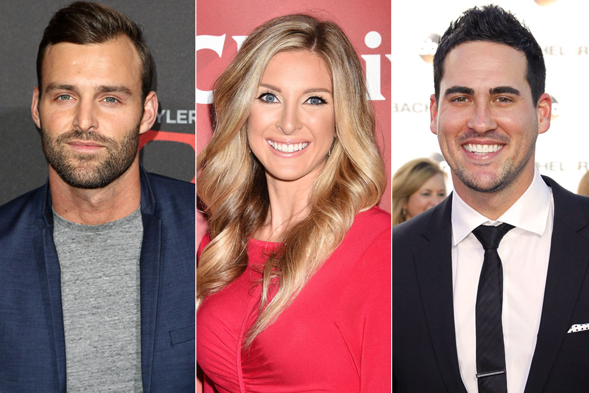 Robby Hayes, Lindsie Chrisley and Josh Murray