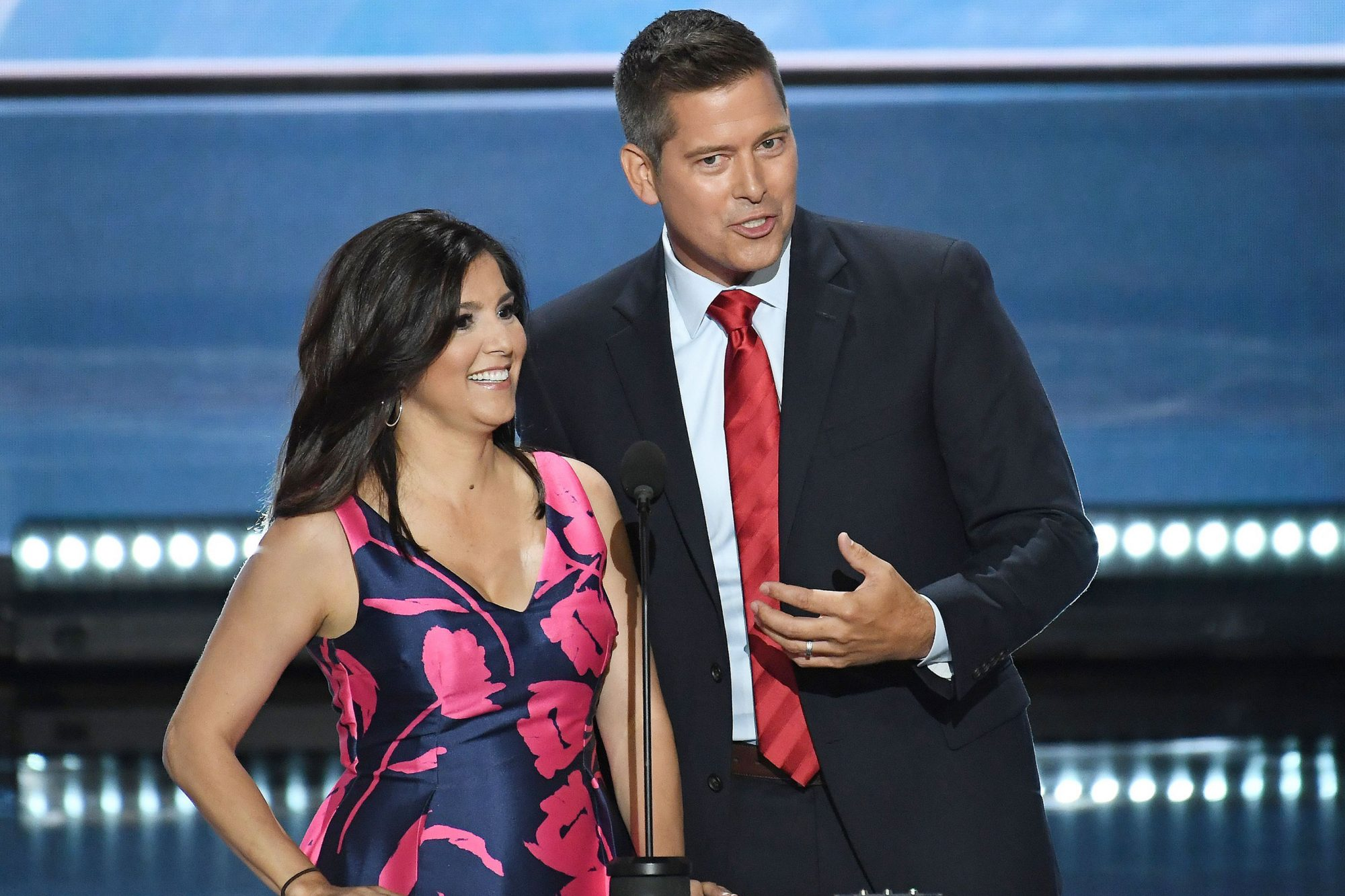 Sean Duffy Rachel Wisconsin Congressman