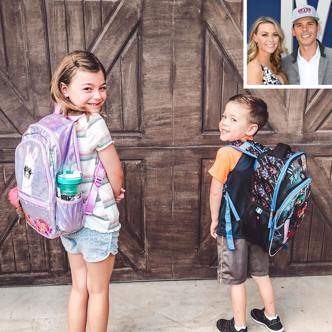 Granger Smith back to school