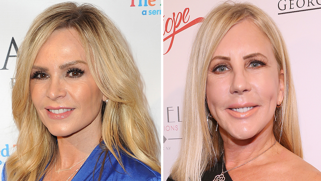 Vicki Gunvalson Told Tamra Judge That She's Proud Tamra's Son Ryan Supported Trump
