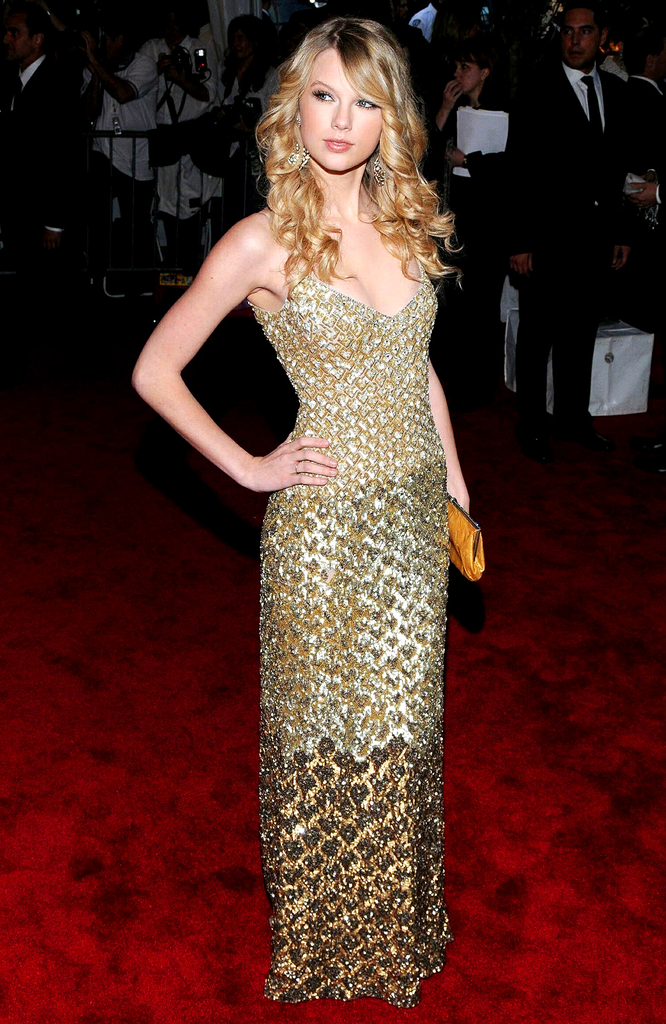 'Superheroes: Fashion and Fantasy' Costume Institute Gala at The Metropolitan Museum of Art, New York, America - 05 May 2008