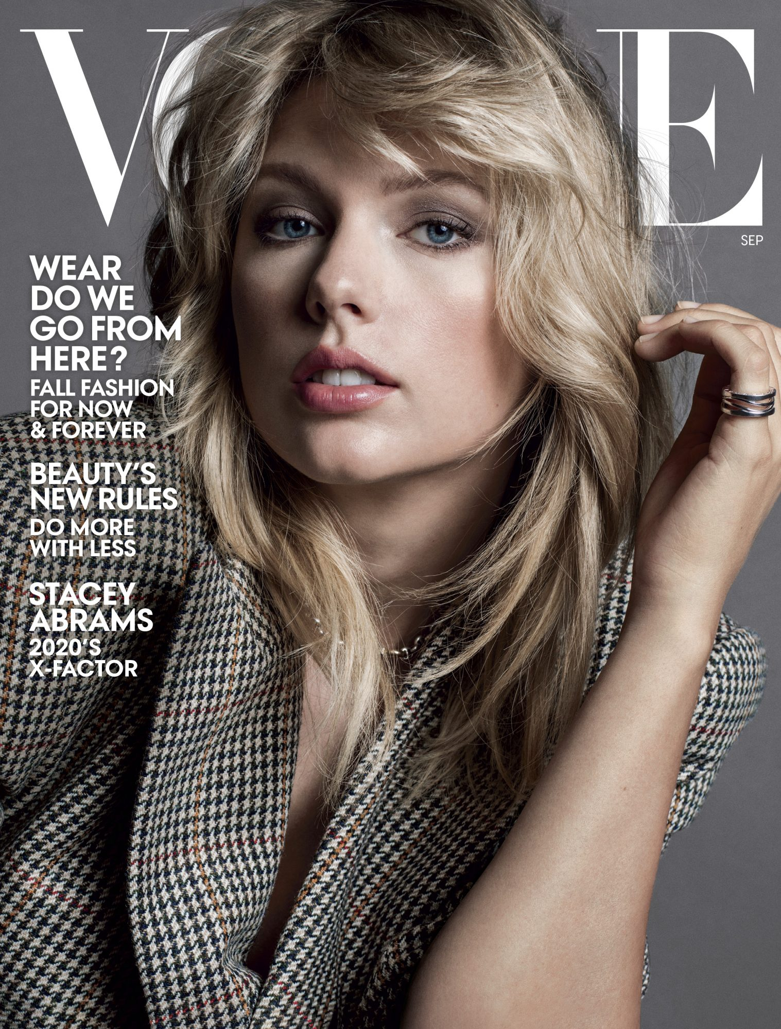 Taylor Swift Vogue Cover September issue