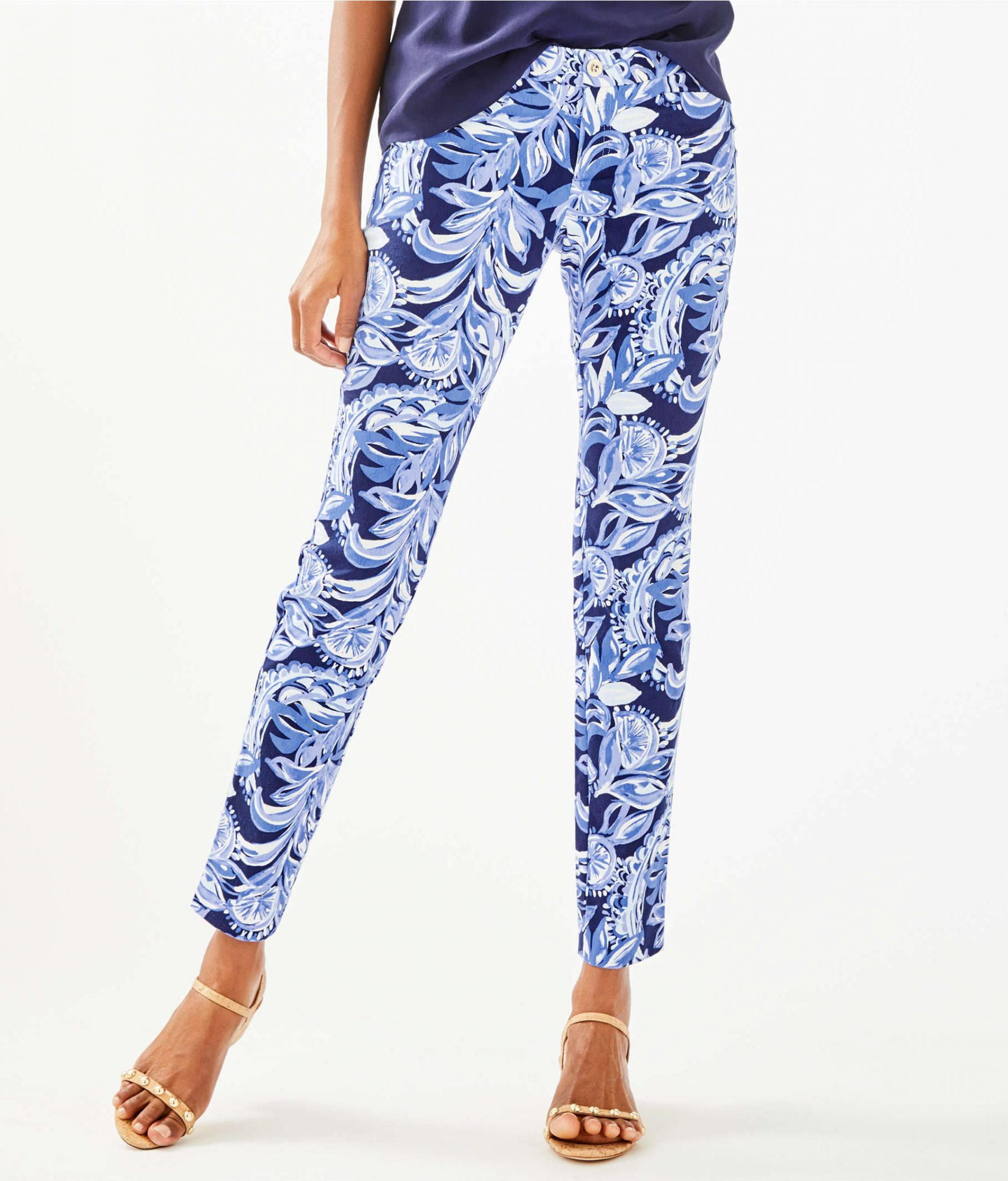 29-Inch Kelly Skinny Ankle Pant at the Lilly Pulitzer After Party Sale