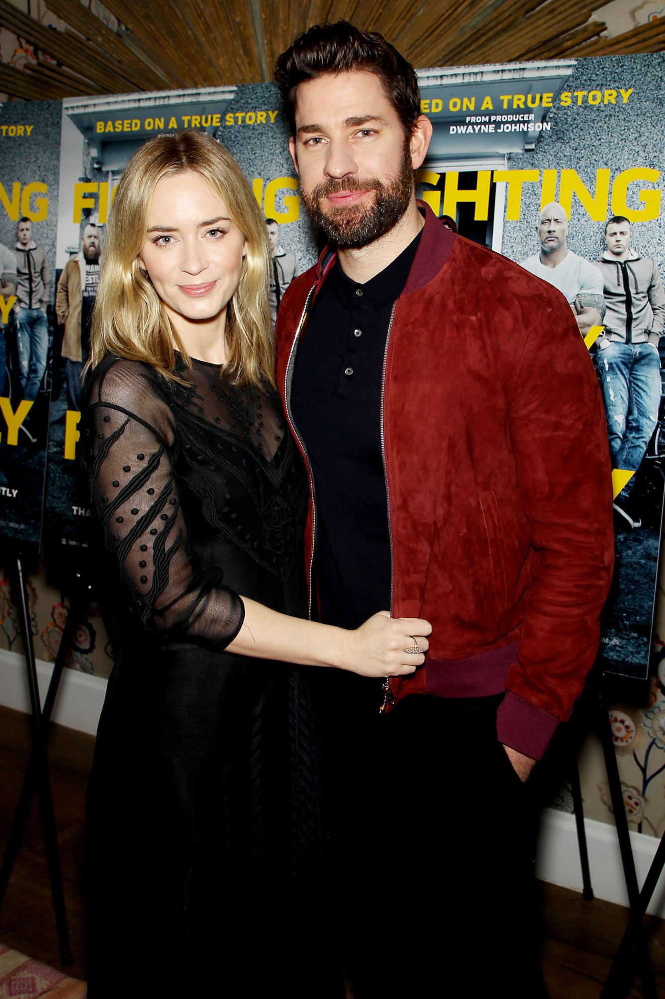 New York Special Screening for MGM's 'Fighting With My Family', USA - 22 Jan 2019