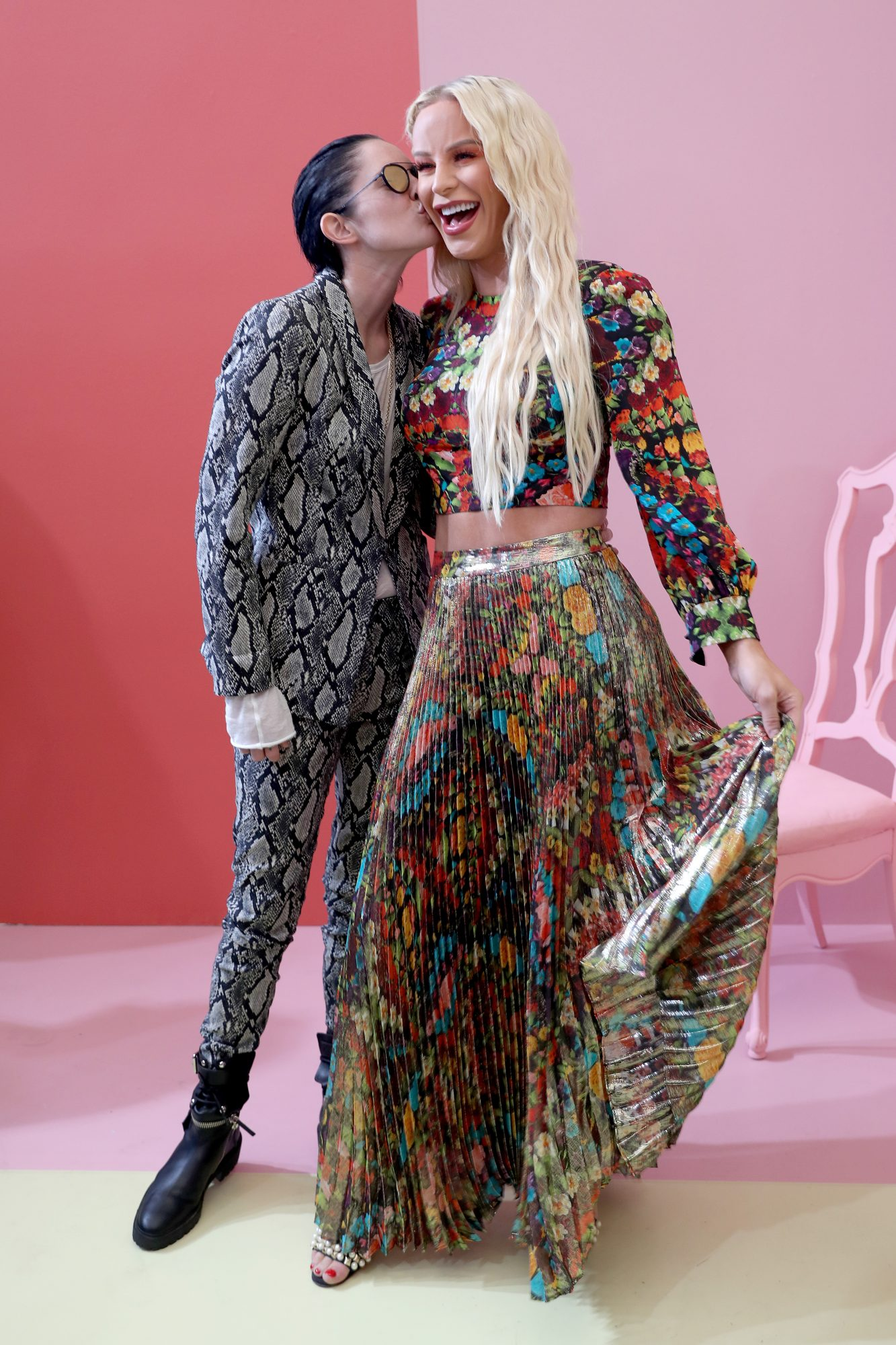 Nats Getty and Gigi Gorgeous
