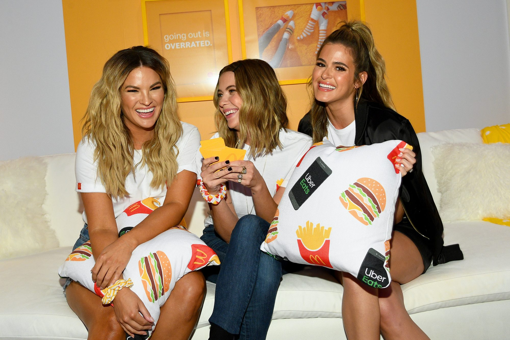 McDonald's Event In NYC