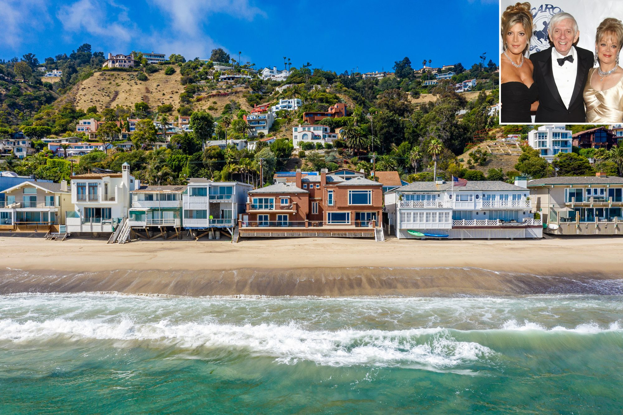 Candy Spelling Pacific Coast Highway Mansion