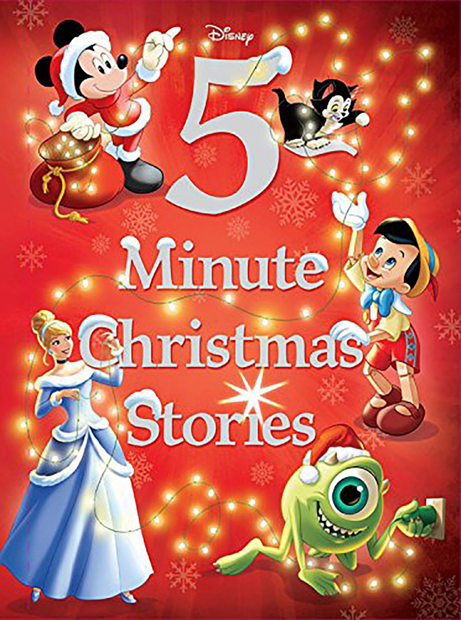 Disney holiday books