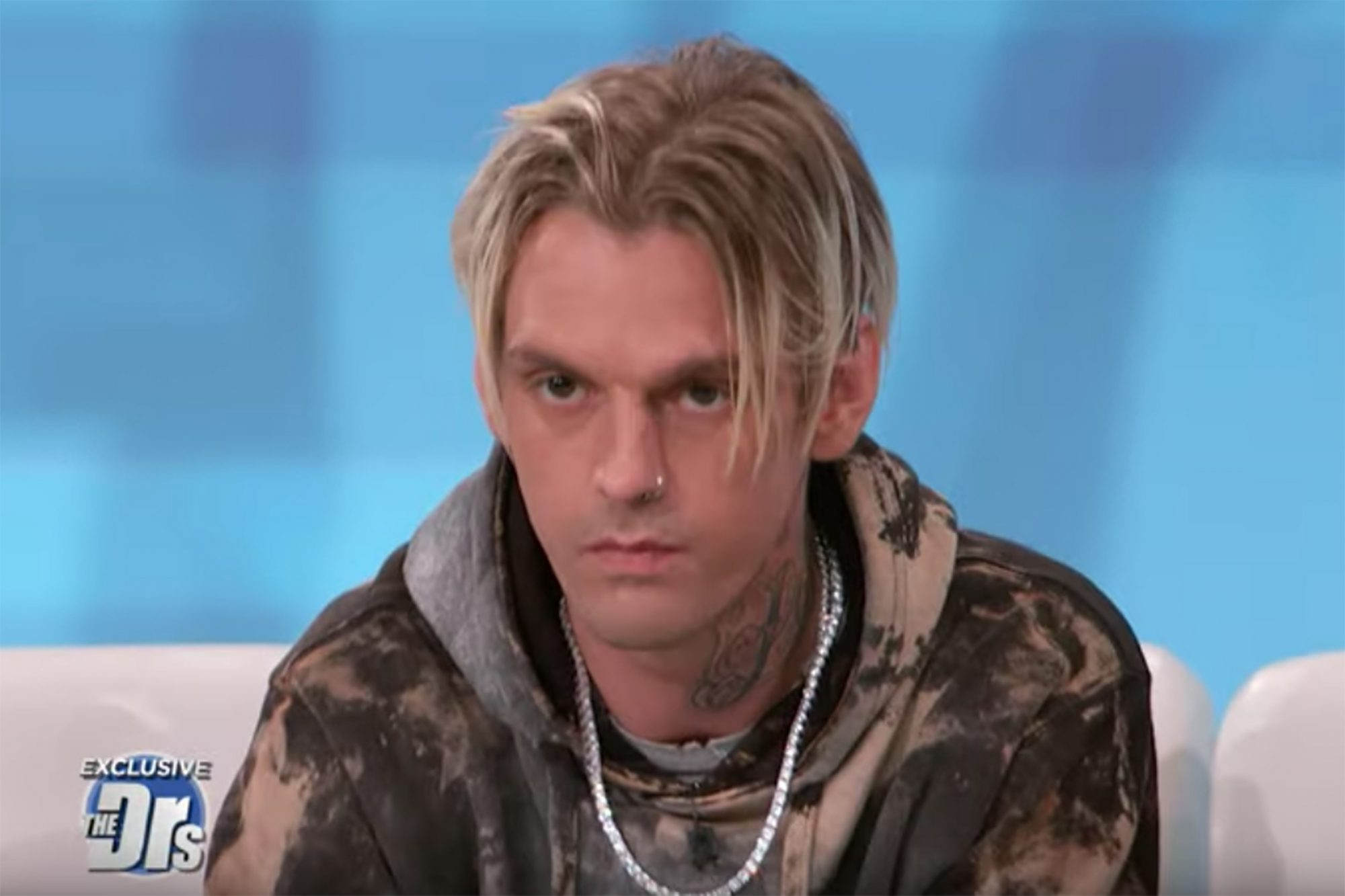 Aaron Carter Comes Clean About His Huffing Addiction
