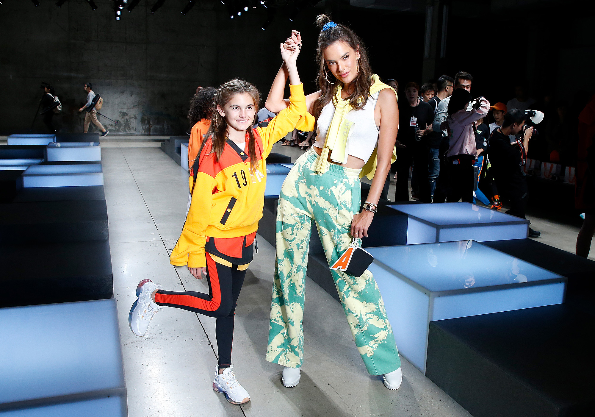 China Day: Anta Kids - Front Row - September 2019 - New York Fashion Week: The Shows
