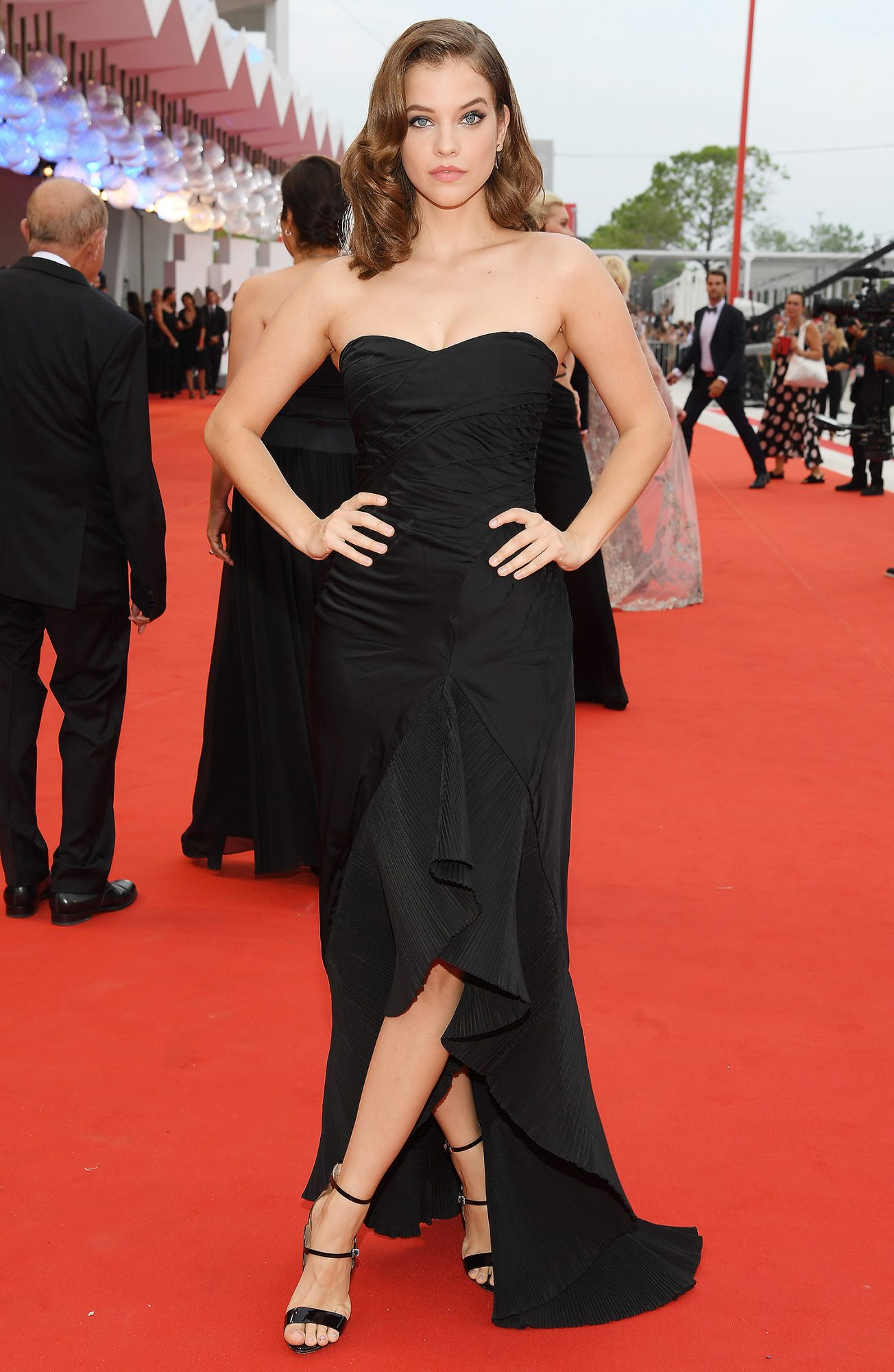 """""""La Vérité"""" (The Truth) And Opening Ceremony Red Carpet Arrivals - The 76th Venice Film Festival"""