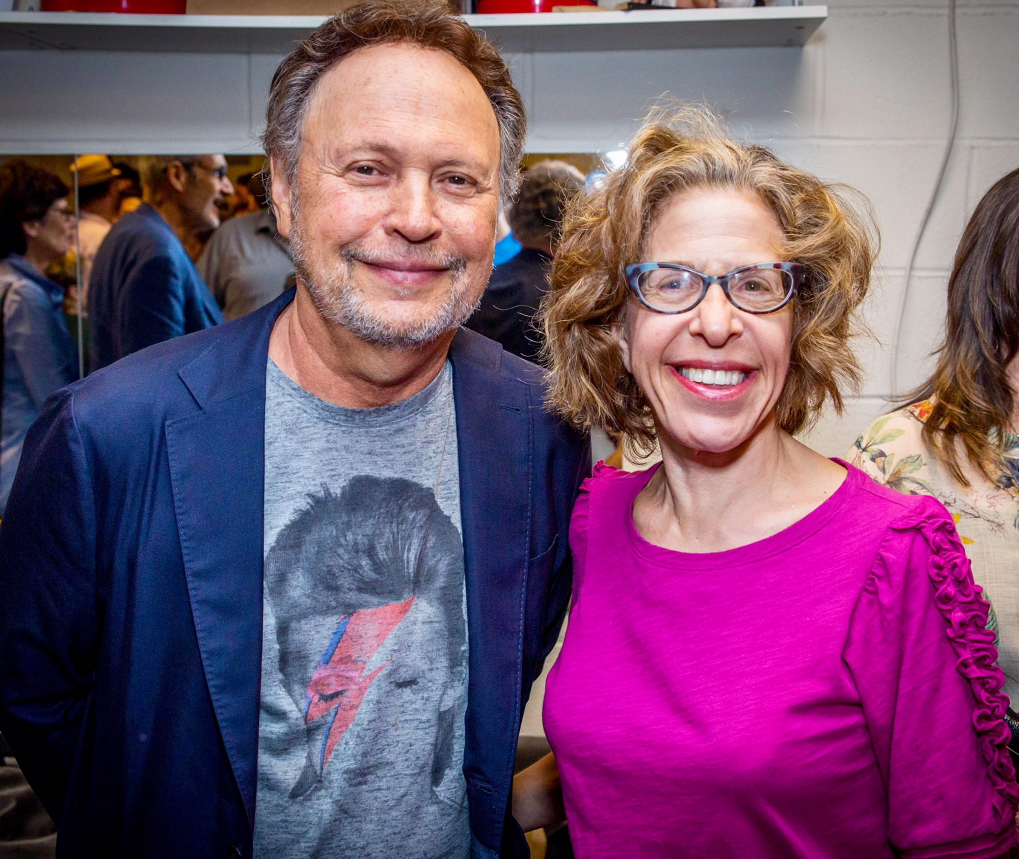Billy Crystal Jackie Hoffman