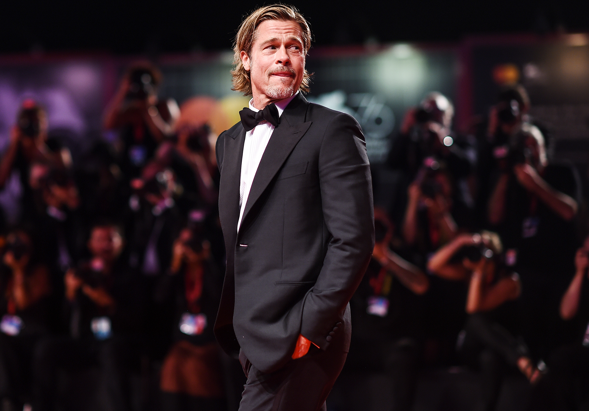 Brad Pitt on  Exposing the Ugly Side of Yourself  in Alcoholics Anonymous.