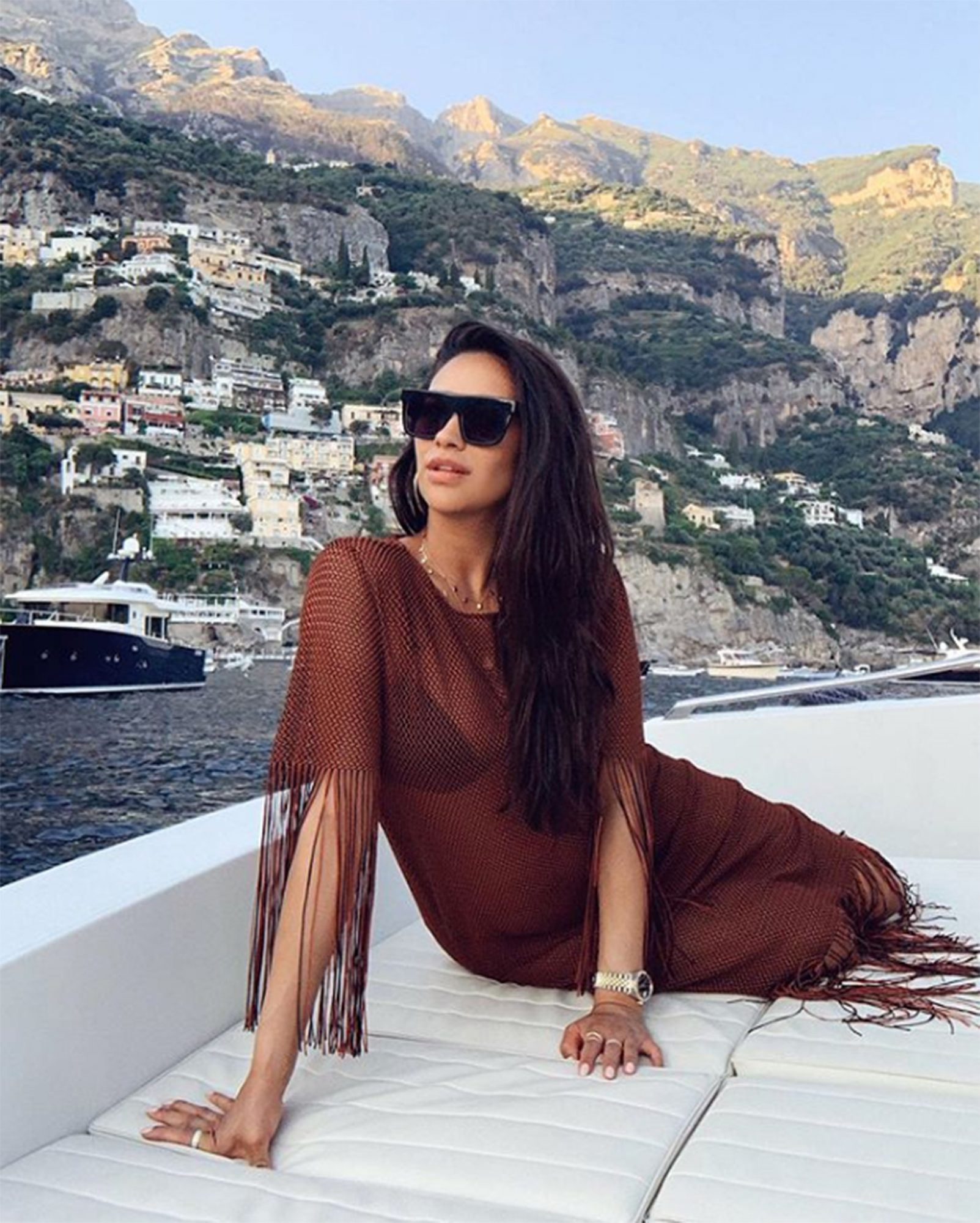 celebs in Italy