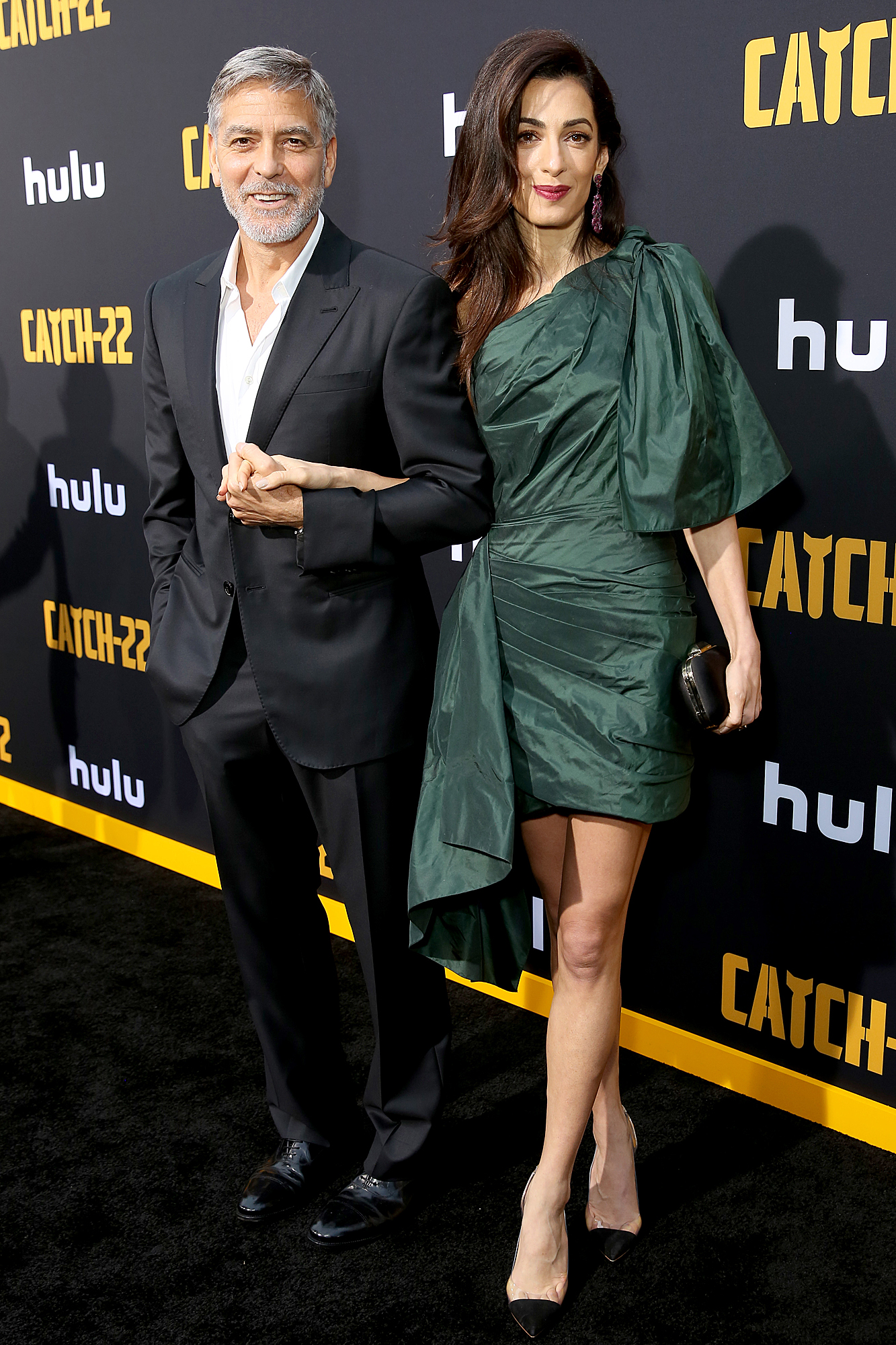Hollywood Premiere of 'Catch-22,' 2019