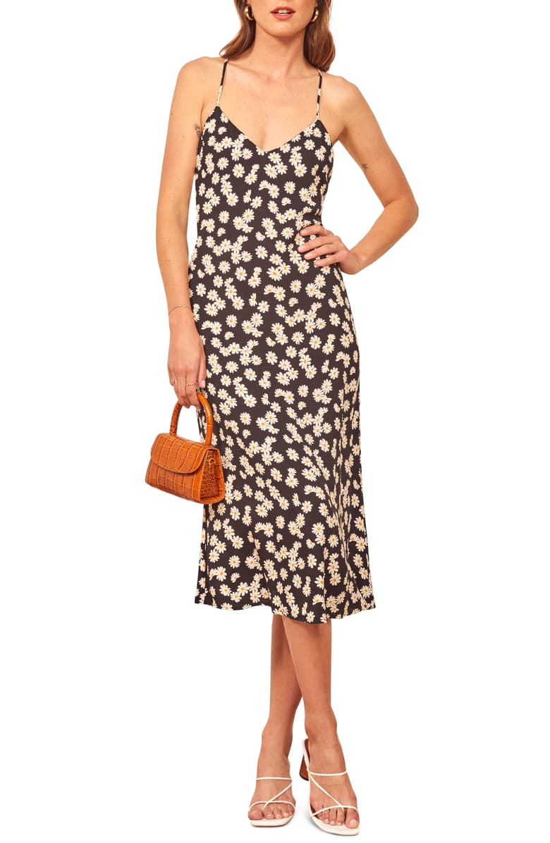 Kat Slipdress REFORMATION Nordstrom