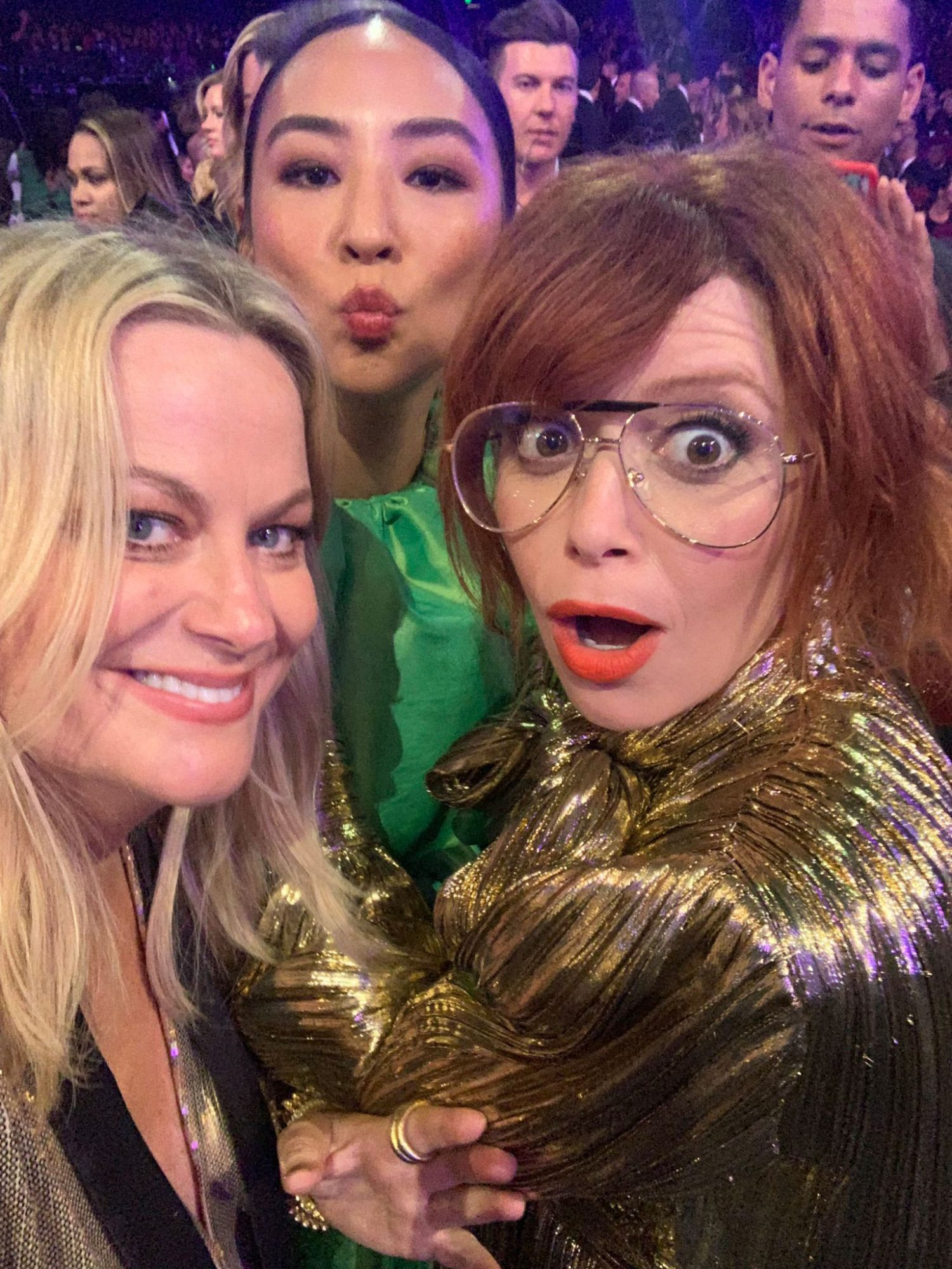 Amy Poehler and Natasha Lyonne