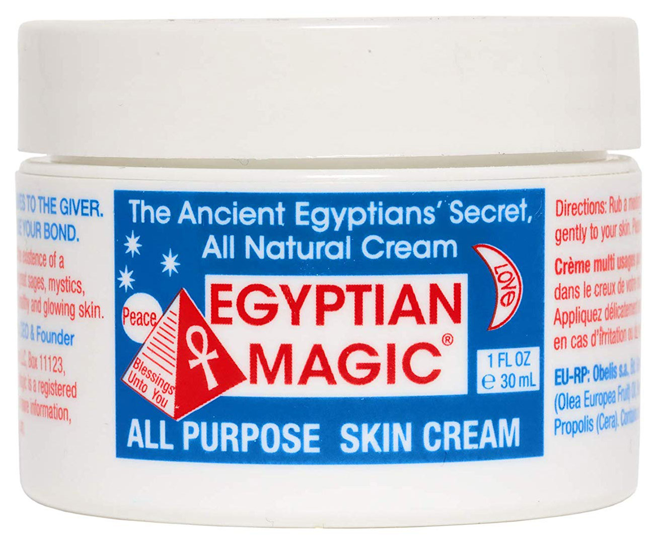 Egyptian Magic All Purpose Skin Cream fro m Walmart