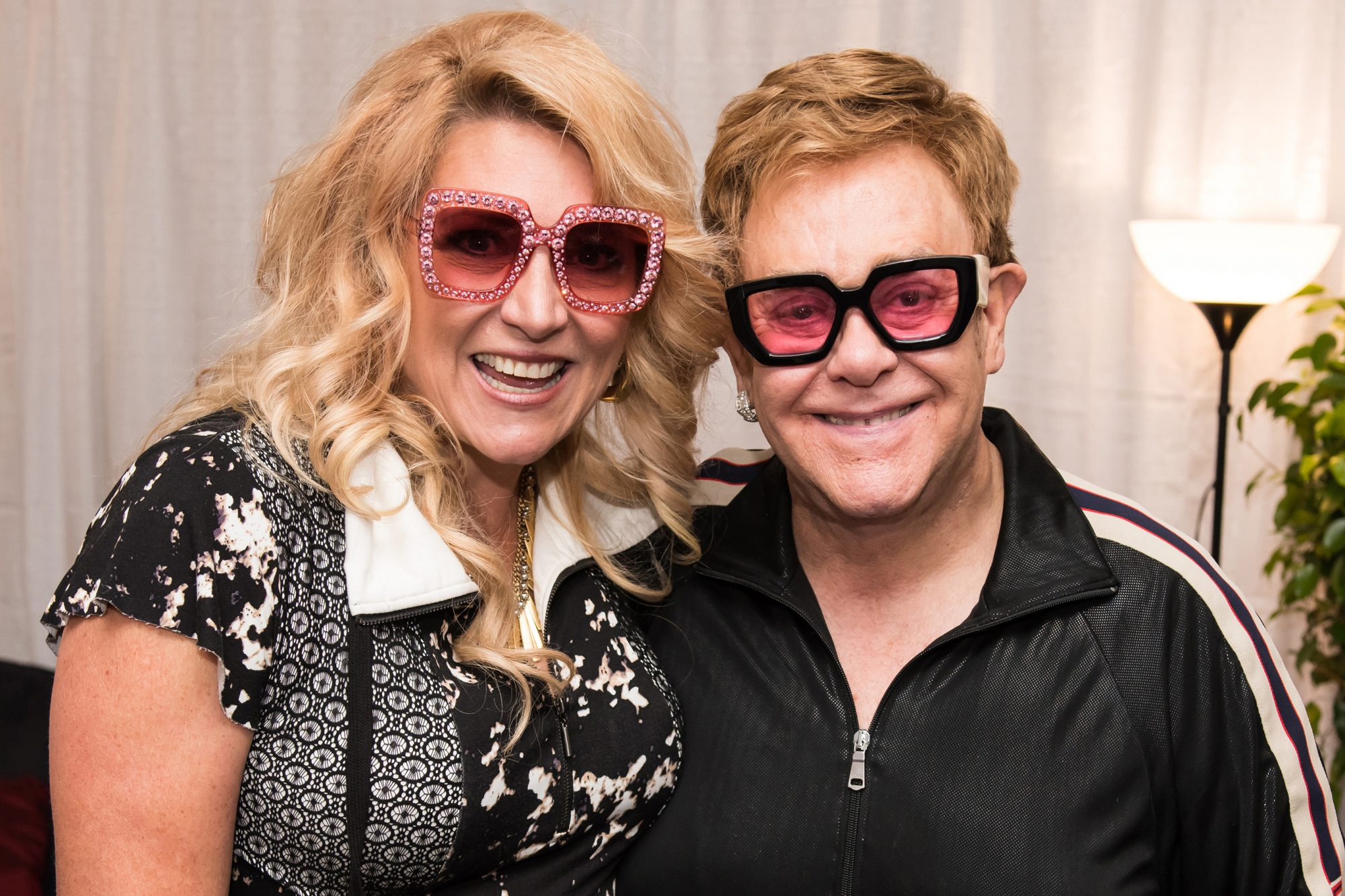 Delilah and Elton John