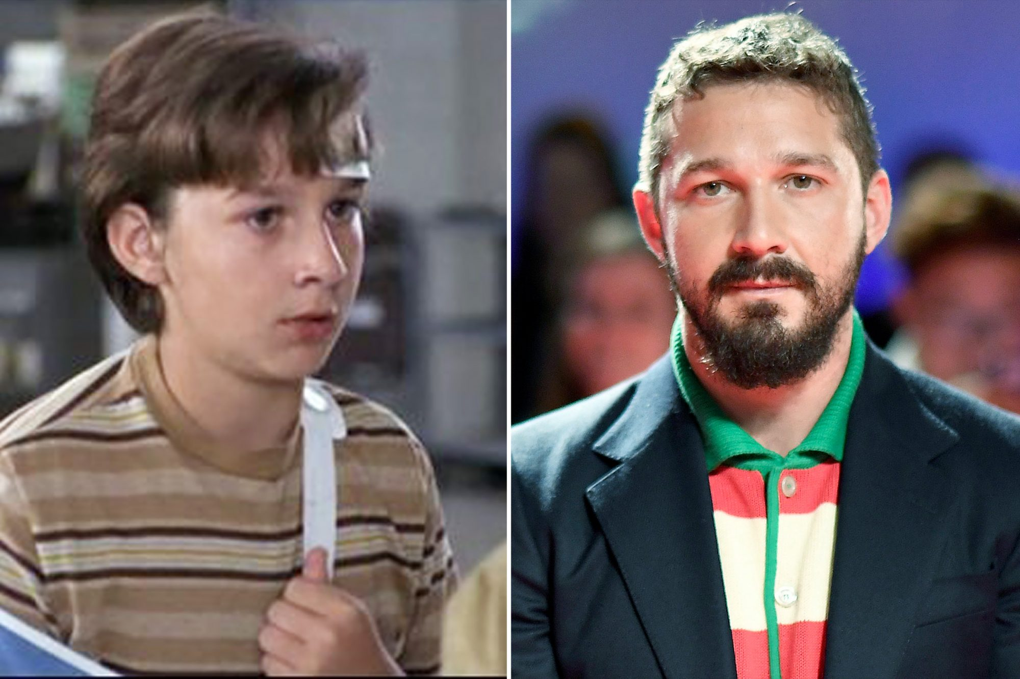 FREAKS AND GEEKS Shia LaBeuof