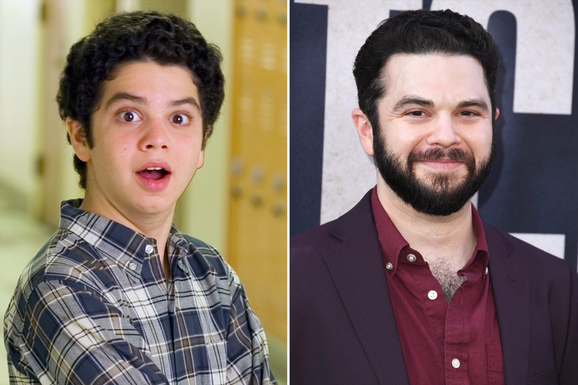 FREAKS AND GEEKS Samm Levine