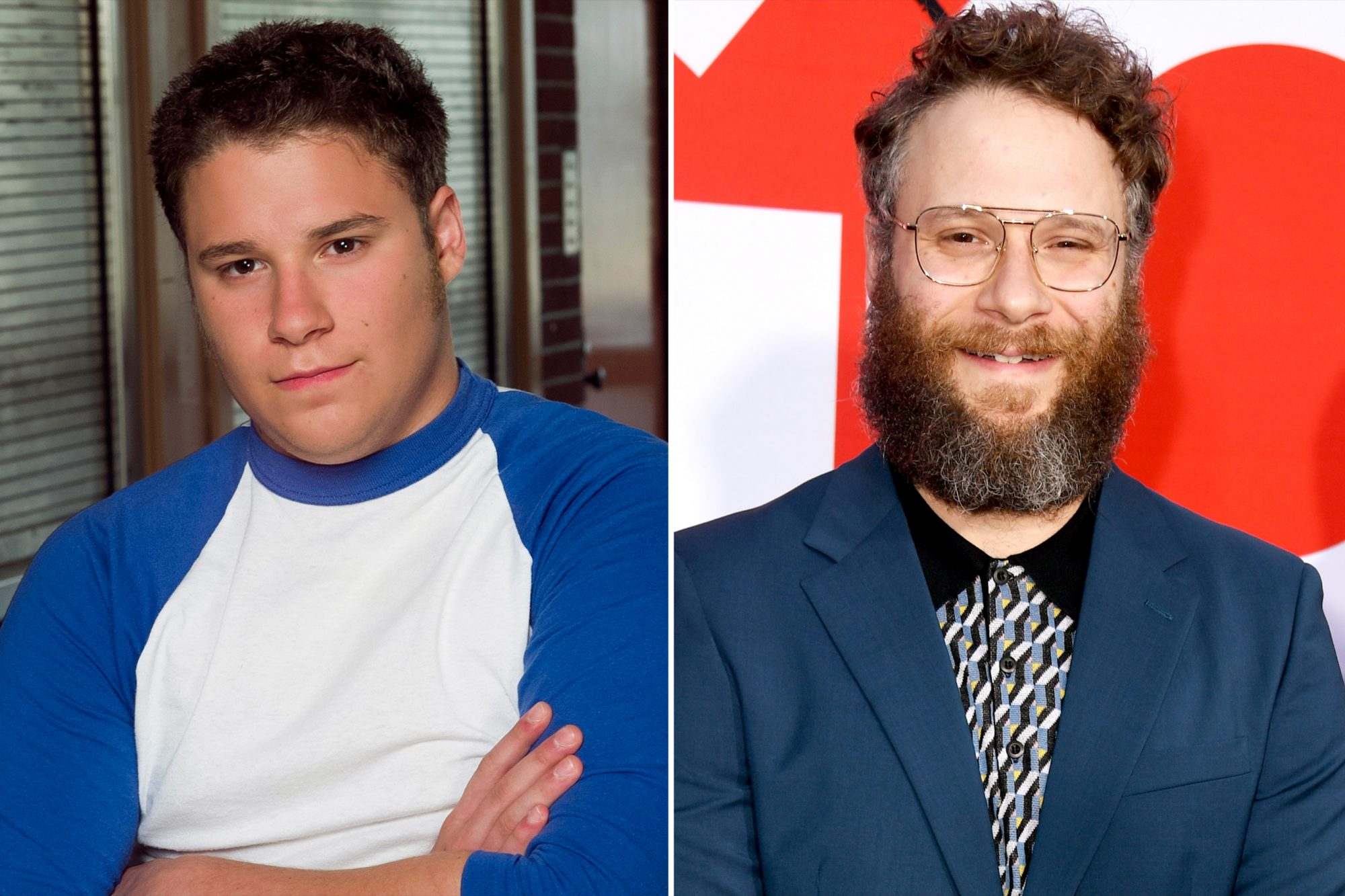 FREAKS AND GEEKS Seth Rogen