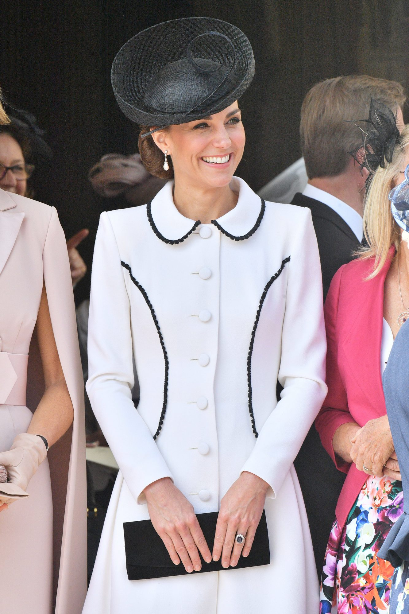 Catherine Duchess of Cambridge Order of the Garter