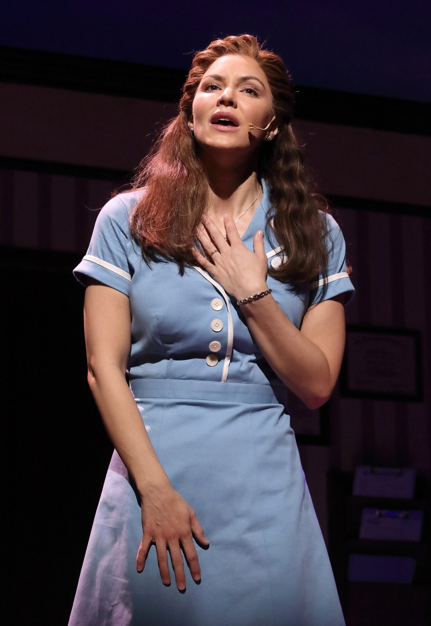 Katharine Mcphee To Reprise Role In Waitress For Final Weeks People Com