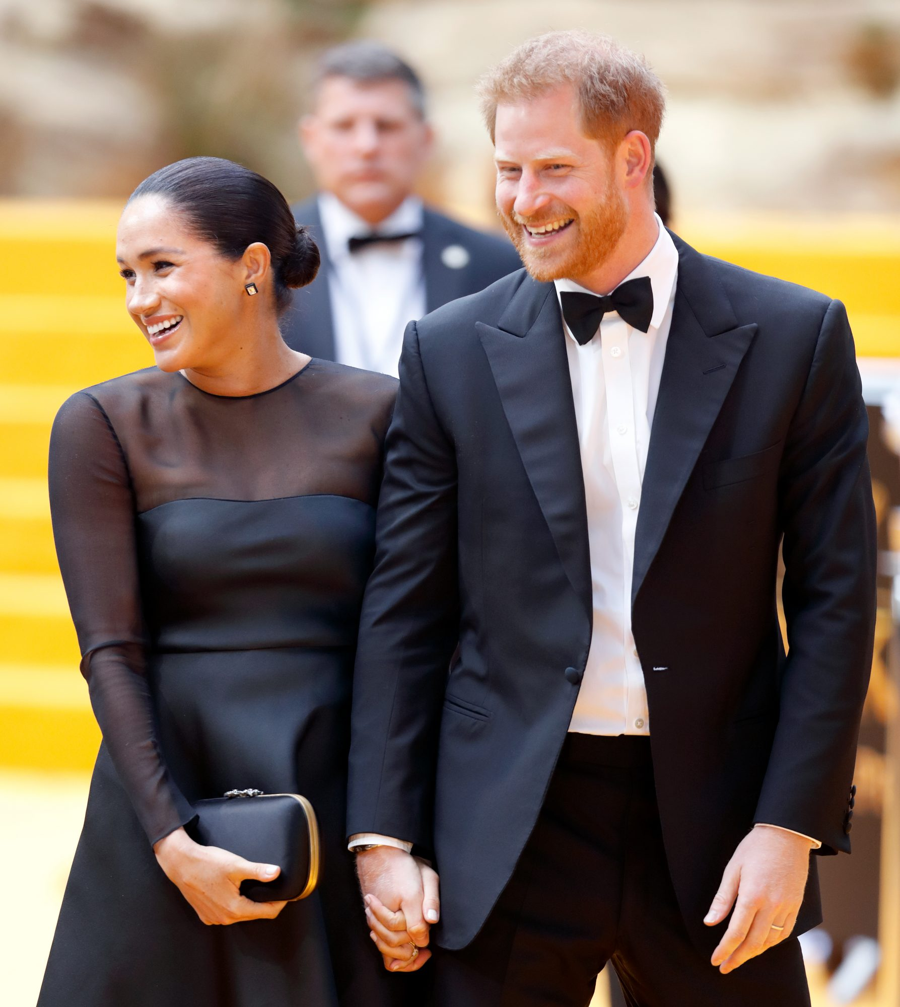 Meghan, Duchess of Sussex and Prince Harry